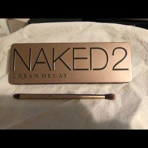 Urban Decay Naked 2 Eyeshadow Palette- EUC!!